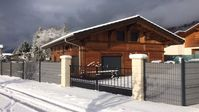 Very comfortable, flexible and clean chalet, one of the best.