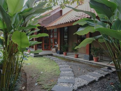 Photo for Elegant Balinese Villa 4BR w/ Private Pool