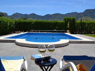 Photo for Beautiful villa with private pool.