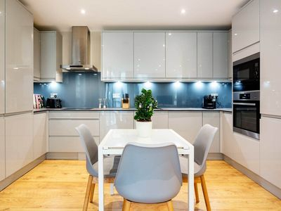 Photo for Contemporary Cool 2BR Apartment in Vibrant Whitechapel, by Veeve