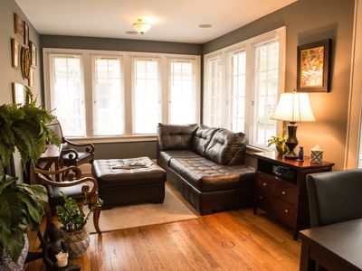 Photo for 1BR Garden Suite In Historic Dwtn W/Free WiFi, Walking Distance To Restaurants