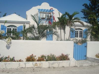 Photo for Villa with Private Pool - 5 min walk to Grace Bay Beach!