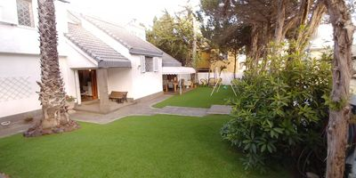 Photo for FANTASTIC LUXURY CHALET COZY LARGE GARDEN, BARBECUE, PIANO PROX LAS PALMAS