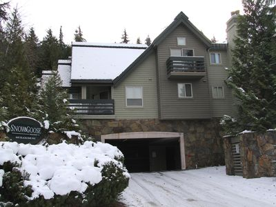 Photo for 2BR Townhome Vacation Rental in Whistler, British Columbia