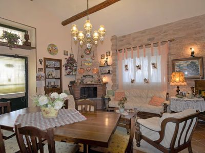 Photo for Vacation home Leonardi in Nunziata - 6 persons, 2 bedrooms