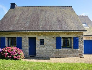Photo for Large and beautiful house near the ocean and the Gulf of Morbihan Sea view