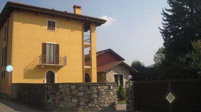 Photo for CASA DOLCE CASA BETWEEN LAKE ORTA AND LAKE MAGGIORE