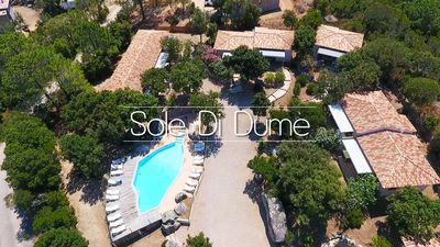 Photo for Sole di Dumè quiet with pool 5km beach Sta Giulia