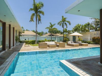 Photo for 4 Bedrooms Smart Luxurious Villa in the Prime Location of Seminyak