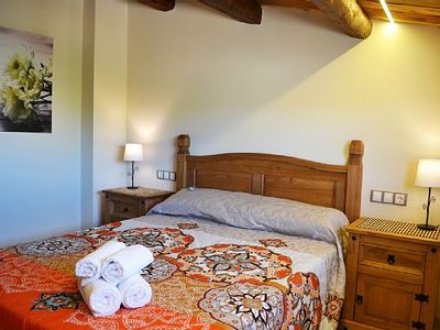 Photo for Self catering Apartament La Llacuna for 6 people