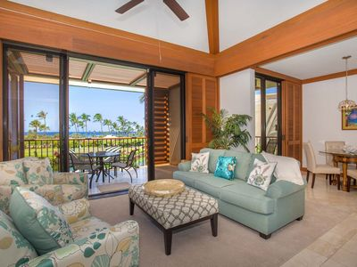 Photo for Beautifully Upgraded 1 Bedroom with Ocean Views!