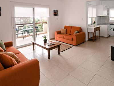 Photo for Superior one bedroom apartment - Artemis Cynthia Complex