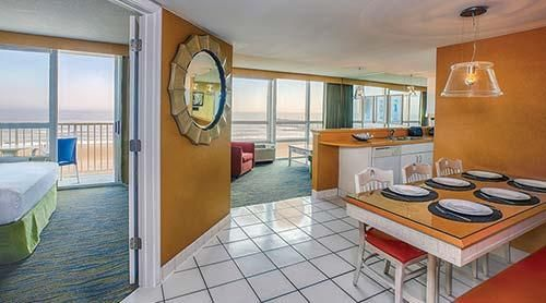 Boardwalk Resort And Villas One Bedroom Virginia Beach