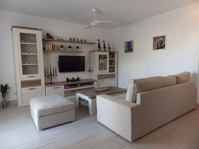 Photo for Luxury apartment with great sea views