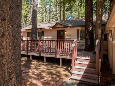 Photo for 1915B- Tahoe Woods Cabin