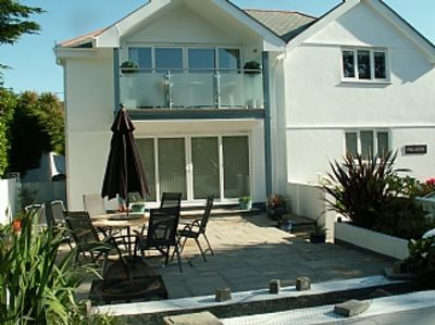 Photo for Contemporary Spacious, Close To Beach  St Ives /Carbis Bay sea glimpses