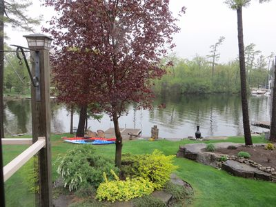 Photo for Waterfront home in Bobcaygeon. Easy walking distance to shopping ( Bigley's),