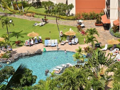 Photo for Fall Specials Rates-Remodeled OceanFront Penthouse w A/C on Kaanapali Bch-KS 941