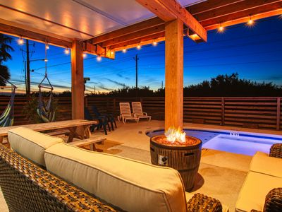 Photo for Stairway to Seven: Fire Pit, Private Pool, Close to Beach, Boat Parking