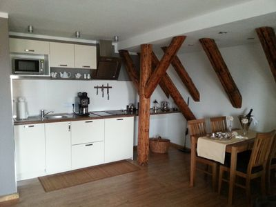 Photo for 1BR Apartment Vacation Rental in Sankt Andreasberg
