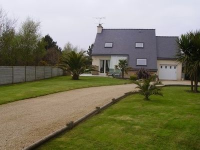 Photo for trébeurden bright and spacious house in a green setting