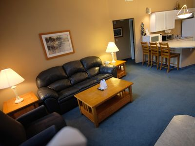 Photo for 314- 2 Bedroom Suite