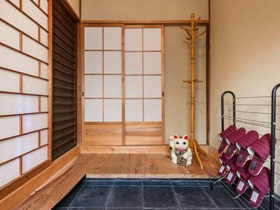 Photo for 【NEWLY OPENED】Renovated a 90 years old traditional Japanese house