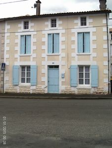 Photo for 3-Storey, 3-bedroomed house in the beautiful village of Verruyes, Deux-Sevres