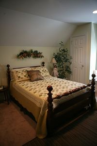 Photo for Bedroom/Bathroom Suite in the heart of (Amish) Lancaster County