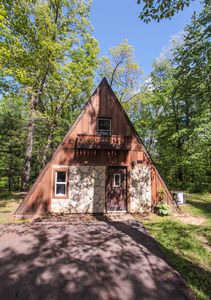 Photo for A-Frame #02 - Romantic Escape - Hocking Hills