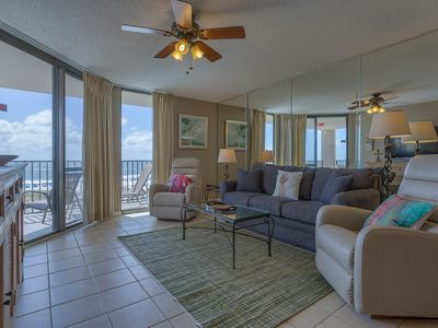 Photo for Phoenix East 407 Orange Beach Gulf Front Vacation Condo Rental - Meyer Vacation Rentals