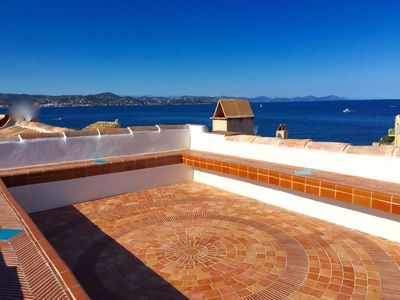 Photo for 2BR House Vacation Rental in Saint-Tropez, Provence-Alpes-Côte-D'Azur