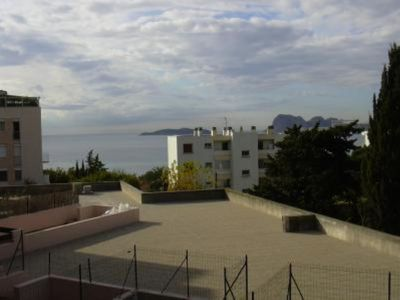 Photo for Flat with partial views of the Sea