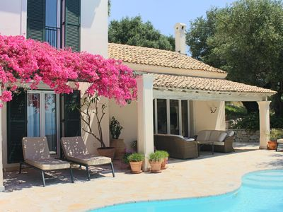 Photo for Stunning Villa With Private Pool And Panoramic Sea Views