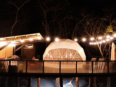 Photo for Cocolhu Glamping Dome