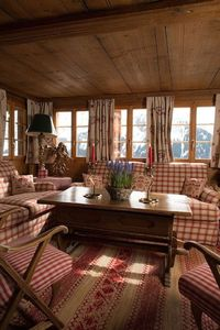 Photo for Ski-in ski-out fully catered Chalet