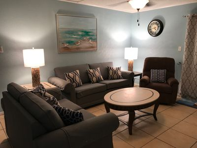 Newly remodeled condo for 2020 season!  Check it out!