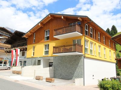 Photo for Luxurious apartment in the centre of Dienten; a perfect skiing and walking area