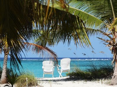 Photo for New! - Turquoise Sea, Tropical Breezes, Endless Soft White Sand, Tranquility