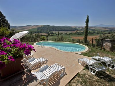 Photo for 3BR Apartment Vacation Rental in Montalcino, Tuscany