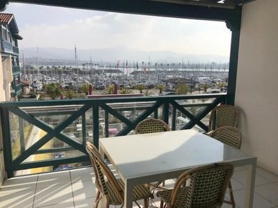 Photo for 1BR Apartment Vacation Rental in Hendaye