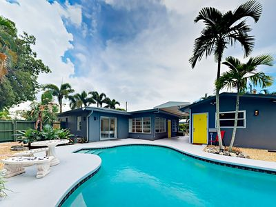 Photo for Brand-New Studio Cottage in Wilton Manors w/ Pool—Walk to Dining & Nightlife