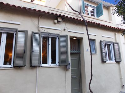 Photo for Lovely independent accommodation in the heart of Corfu Town