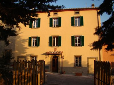 Photo for B & B Borgo Tepolini between Val d'Orcia and the slopes of Amiata