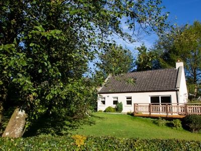 Photo for Alder Cottage, country location near Dunoon, pet friendly sleeps 5