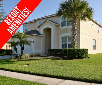Photo for Near Disney World - Terra Verde Resort - Amazing Spacious 7 Beds 4.5 Baths Villa - 6 Miles To Disney