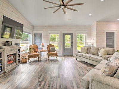 Photo for NEW! Modern Foley Home for Groups- Close to Beach!