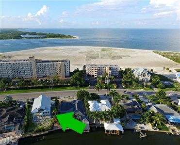 Less than five minute walk with private deeded entry to beach