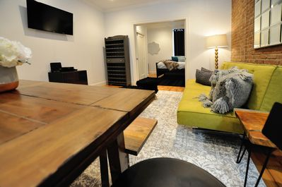 Open Apartment Layout