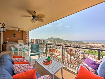 Photo for Cabo Quivira Condo w/Infinity Pool by Golf & Beach